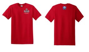 82nd Headquarters & Headquarters Battalion US Army Jumpmaster Cotton Shirt