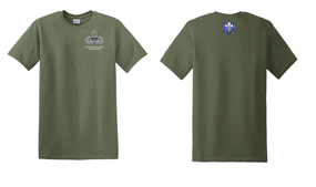 82nd Headquarters & Headquarters Battalion Master Paratrooper Cotton Shirt