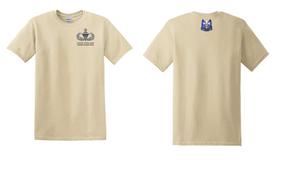 82nd Headquarters & Headquarters Battalion Senior Jumpmaster Cotton Shirt