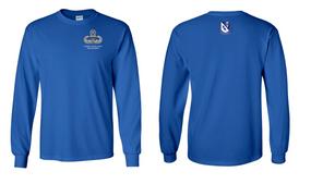 507th Parachute Infantry Regiment Master Paratrooper Long-Sleeve Cotton Shirt