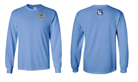 507th Parachute Infantry Regiment US Army Paratrooper Long-Sleeve Cotton Shirt