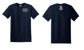 327th Infantry Regiment US Army Paratrooper Cotton Shirt