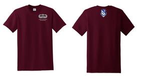 507th Parachute Infantry Regiment US Army Paratrooper Cotton Shirt