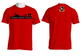 RED - Remember Everyone Deployed (504)  Cotton T-Shirt