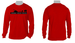 RED - Remember Everyone Deployed Long-Sleeve Cotton T-Shirt