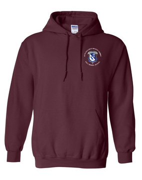 507th Parachute Infantry Regiment Embroidered Hooded Sweatshirt