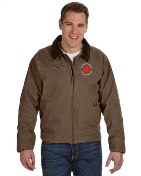 6th Infantry Division Embroidered DRI-DUCK Outlaw Jacket (C)