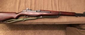 M-1 Garand Rifle-Auction