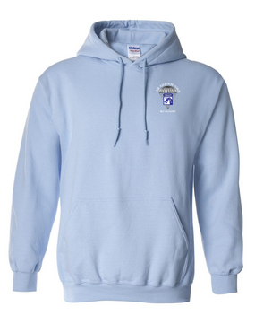 18th Airborne Corps Embroidered Hooded Sweatshirt