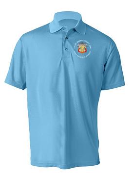3/4 ADA Embroidered Moisture Wick Shirt-M