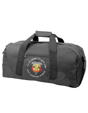 3/4 ADA Embroidered Duffel Bag-M