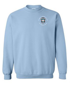 313th MI Battalion Embroidered Sweatshirt-M