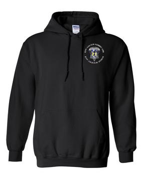 82nd Aviation Brigade Embroidered Hooded Sweatshirt-M