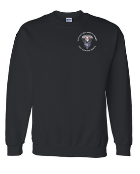 505th PIR Embroidered Sweatshirt-M