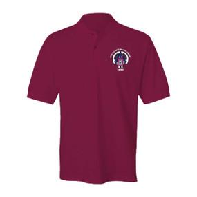 505th PIR Embroidered Moisture Wick Shirt -M