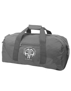 """82nd """"All American""""  Embroidered Duffel Bag-M"""