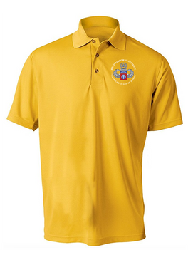 America's Guard of Honor Embroidered Moisture Wick Shirt-M