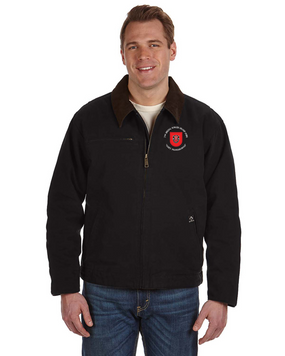7th Special Forces Group Embroidered DRI-DUCK Outlaw Jacket