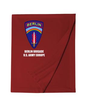 Berlin Brigade Embroidered Dryblend Stadium Blanket