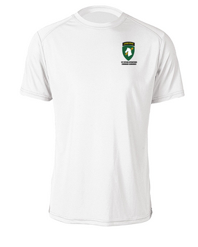1st Special Operations Command (V) Moisture Wick T-Shirt