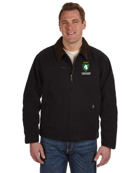 1st Special Operations Command (V) Embroidered DRI-DUCK Outlaw Jacket