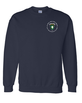 1st Special Operations Command (PARA) Embroidered Sweatshirt
