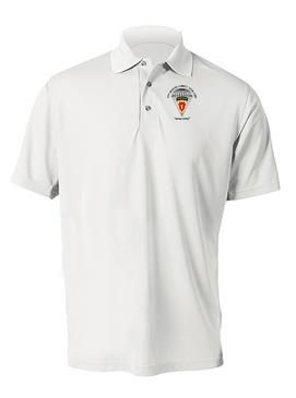 4th Brigade Combat Team (Airborne) Embroidered Moisture Wick Shirt