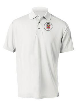 509th JRTC Embroidered Moisture Wick Shirt