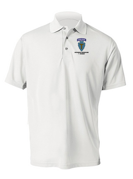 36th Infantry Division (Airborne) Embroidered Moisture Wick Shirt