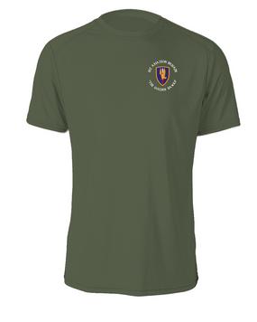 1st Aviation Brigade (C) Cotton Shirt