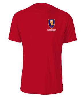 1st Aviation Brigade Cotton Shirt