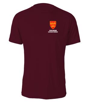 32nd Army Air Defense Command Cotton Shirt