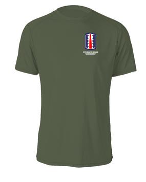"197th Infantry Brigade ""Sledgehammer""  Cotton Shirt"