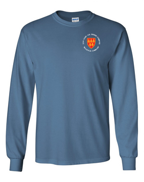 32nd Army Air Defense Command  (C) Long-Sleeve Cotton T-Shirt