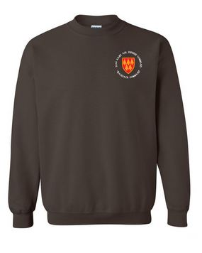 32nd Army Air Defense Command (C)  Embroidered Sweatshirt