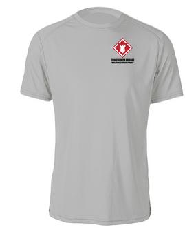 20th Engineer Brigade Cotton Shirt