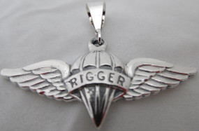US Army Rigger  Pendant