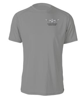 US Army Senior Aviator Cotton Shirt