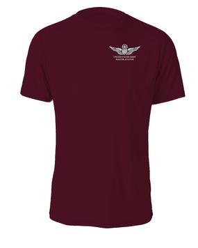 US Army Master Aviator Cotton Shirt