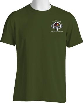 3/4 ADA Battalion (Airborne) Punisher Cotton Shirt