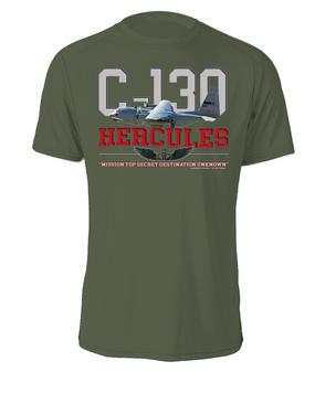 "C130 ""Airborne"" Cotton Shirt"