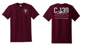 "313th MI Battalion (Airborne) ""C-130"" Cotton Shirt"