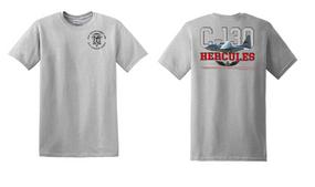 "82nd Aviation Brigade  ""C-130"" Cotton Shirt"