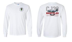 "US Army Civil Affairs ""C-130""  Long Sleeve Cotton Shirt"