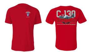 "18th Airborne Corps  ""C-130"" Cotton Shirt"
