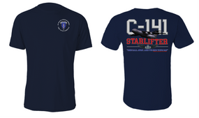 "8th Infantry Division (Airborne) ""C-141 Starlifter"" Cotton Shirt"