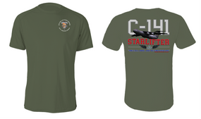 "82nd Signal Battalion  ""C-141 Starlifter"" Cotton Shirt"