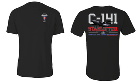 "193rd Infantry Brigade (Airborne)  ""C-141 Starlifter"" Cotton Shirt"