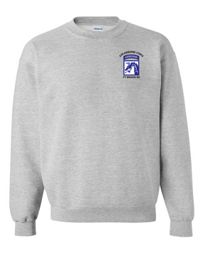 18th Airborne Corps (2) Embroidered Sweatshirt