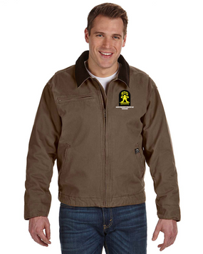 509th Parachute Infantry Regiment Embroidered DRI-DUCK Outlaw Jacket